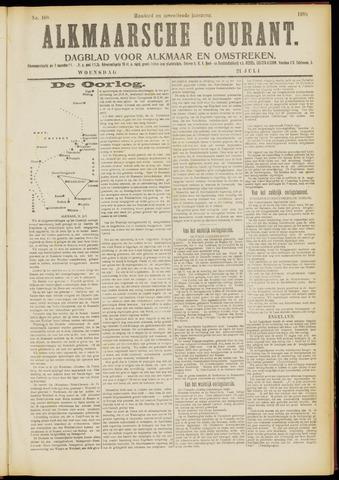 Alkmaarsche Courant 1915-07-21