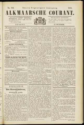 Alkmaarsche Courant 1889-10-13