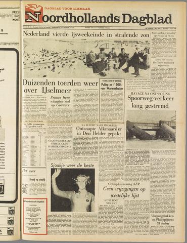 Noordhollands Dagblad : dagblad voor Alkmaar en omgeving 1963-03-04
