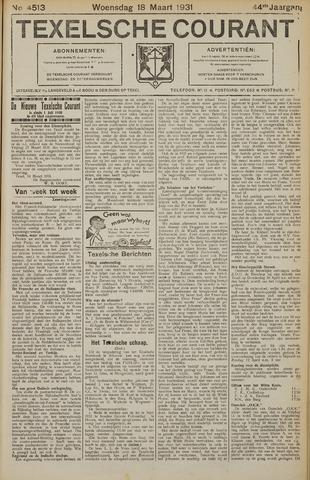 Texelsche Courant 1931-03-18