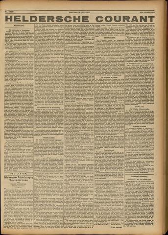 Heldersche Courant 1921-07-19