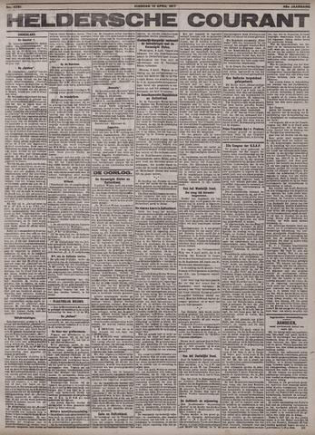 Heldersche Courant 1917-04-10