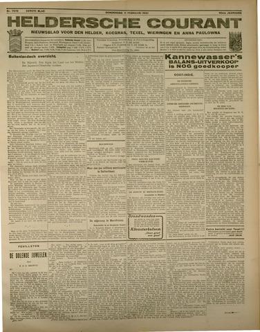 Heldersche Courant 1932-02-11