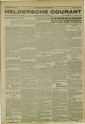Heldersche Courant 1930-09-11