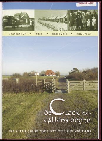De Clock van Callens-Ooghe 2012