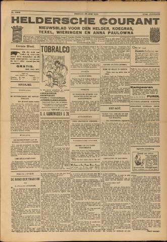 Heldersche Courant 1929-06-25