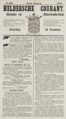 Heldersche Courant 1870-12-24