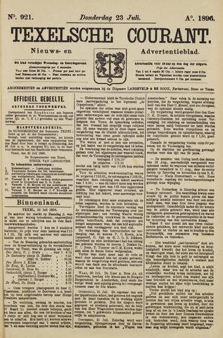 Texelsche Courant 1896-07-23
