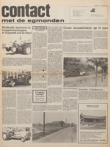 Contact met de Egmonden 1980-05-28