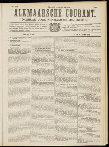 Alkmaarsche Courant 1908-09-07