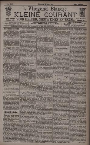 Vliegend blaadje : nieuws- en advertentiebode voor Den Helder 1894-03-14