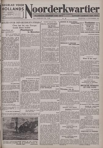 Dagblad voor Hollands Noorderkwartier 1941-11-10