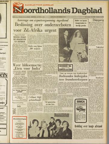 Noordhollands Dagblad : dagblad voor Alkmaar en omgeving 1967-05-06