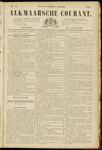 Alkmaarsche Courant 1881-01-30