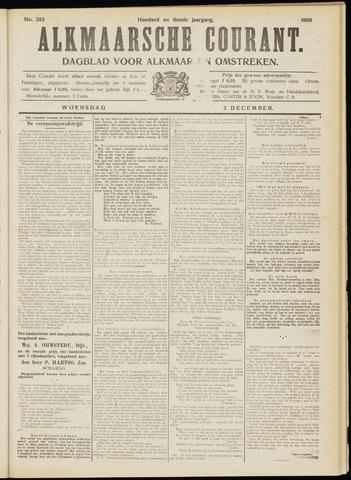 Alkmaarsche Courant 1908-12-02