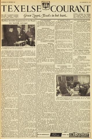 Texelsche Courant 1957-10-23