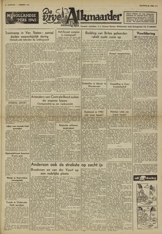 De Vrije Alkmaarder 1950-02-20