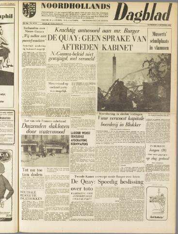 Noordhollands Dagblad : dagblad voor Alkmaar en omgeving 1960-10-06