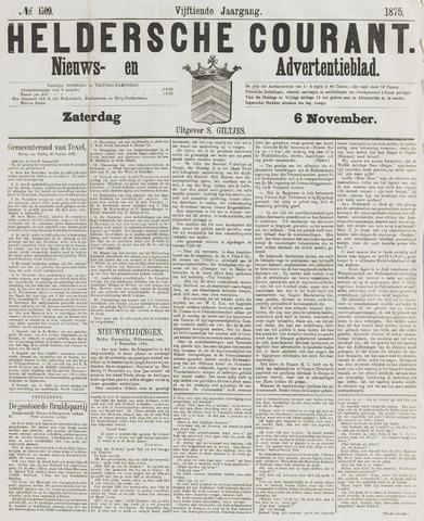 Heldersche Courant 1875-11-06