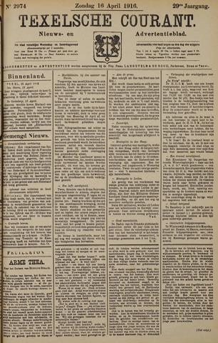 Texelsche Courant 1916-04-16