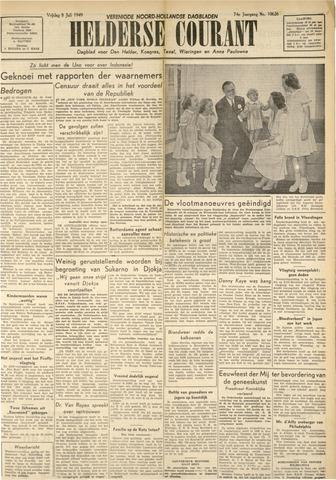 Heldersche Courant 1949-07-08
