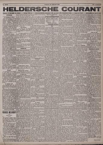 Heldersche Courant 1919-01-21