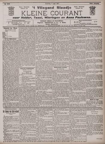 Vliegend blaadje : nieuws- en advertentiebode voor Den Helder 1902-06-07