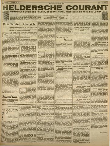 Heldersche Courant 1936-04-11