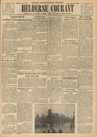Heldersche Courant 1948-04-27