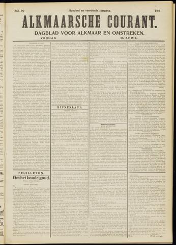 Alkmaarsche Courant 1912-04-26