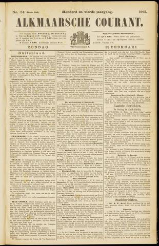 Alkmaarsche Courant 1902-02-23
