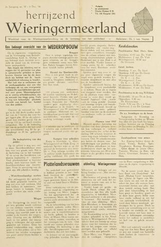 Herrijzend Wieringermeerland 1946-12-06
