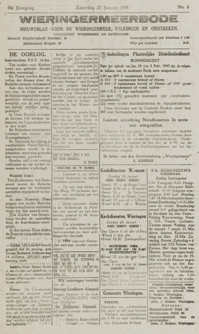Wieringermeerbode 1945-01-27