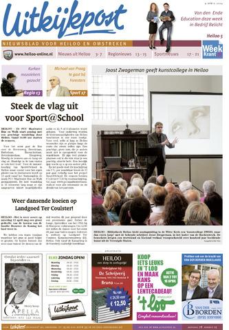 Uitkijkpost : nieuwsblad voor Heiloo e.o. 2014-04-09