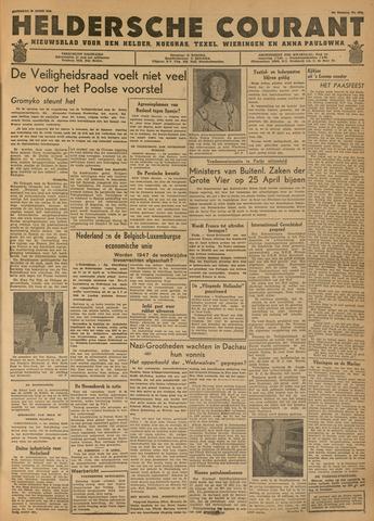 Heldersche Courant 1946-04-20