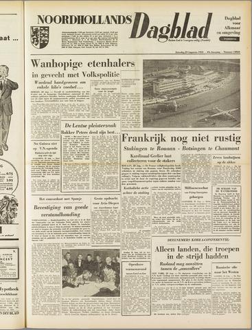 Noordhollands Dagblad : dagblad voor Alkmaar en omgeving 1953-08-29