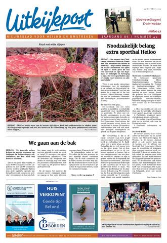 Uitkijkpost : nieuwsblad voor Heiloo e.o. 2020-10-14
