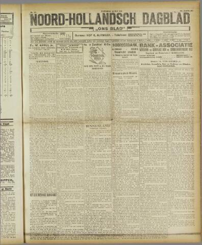 Ons Blad : katholiek nieuwsblad voor N-H 1921-05-14