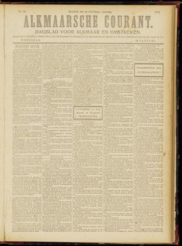Alkmaarsche Courant 1919-01-29
