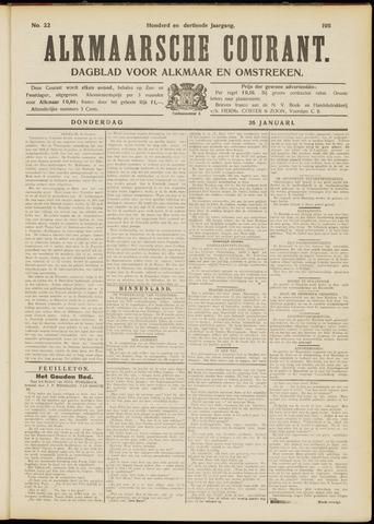 Alkmaarsche Courant 1911-01-26
