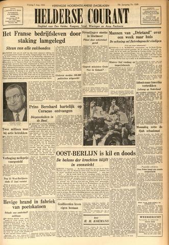 Heldersche Courant 1953-08-07