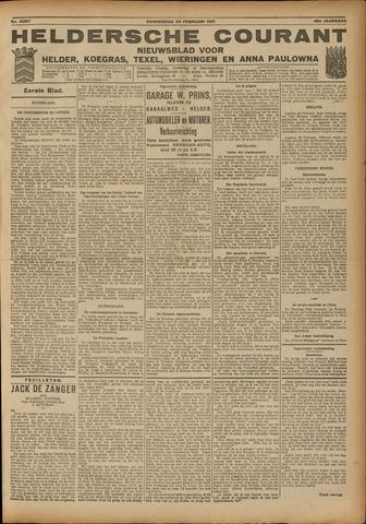 Heldersche Courant 1921-02-24