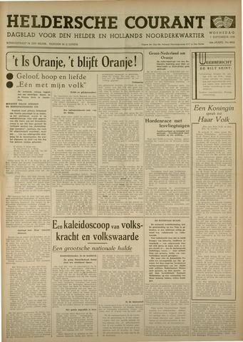 Heldersche Courant 1938-09-07