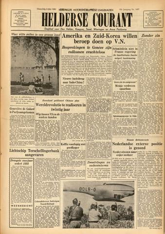 Heldersche Courant 1954-06-02