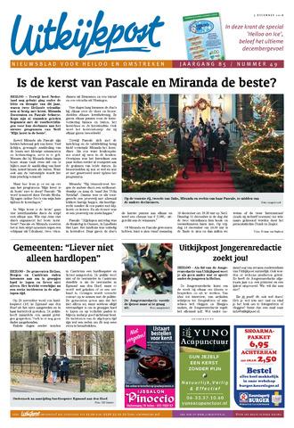 Uitkijkpost : nieuwsblad voor Heiloo e.o. 2018-12-05