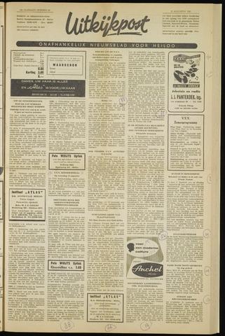Uitkijkpost : nieuwsblad voor Heiloo e.o. 1961-08-03