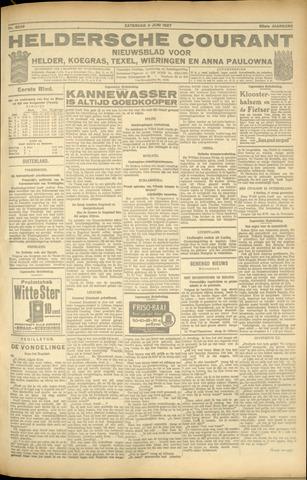 Heldersche Courant 1927-06-04
