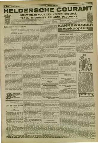 Heldersche Courant 1930-08-09