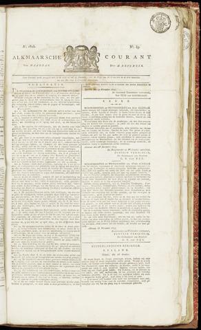 Alkmaarsche Courant 1825-11-28