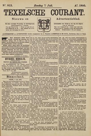 Texelsche Courant 1895-07-07